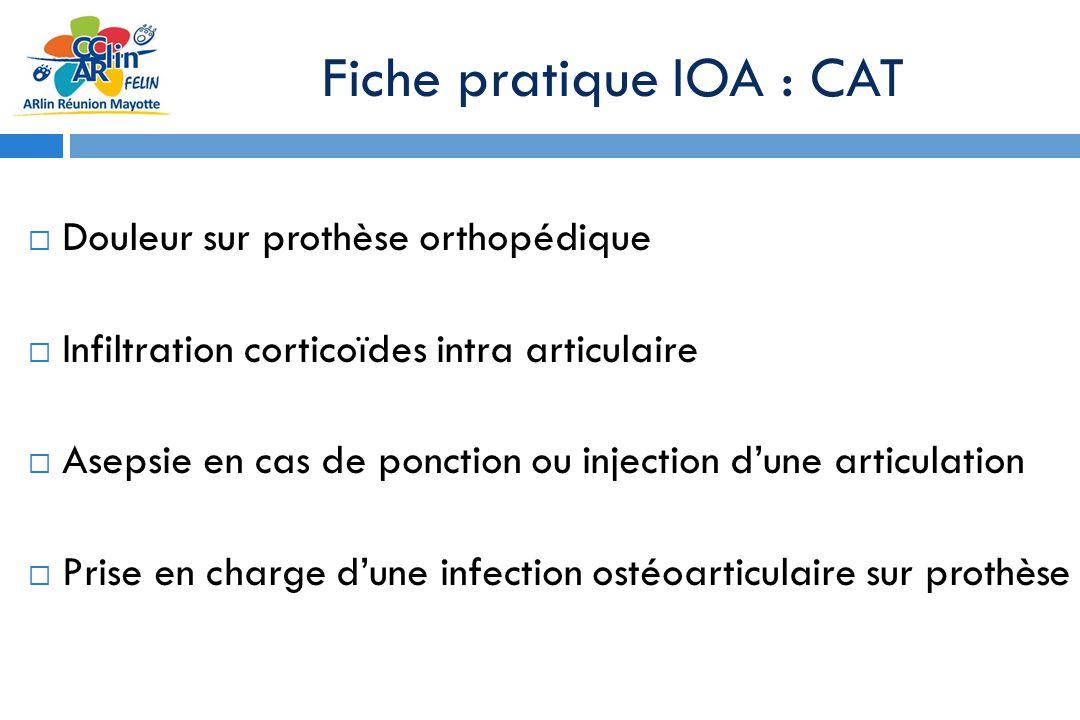 Fiche pratique IOA : CAT