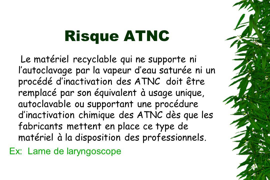 Risque ATNC
