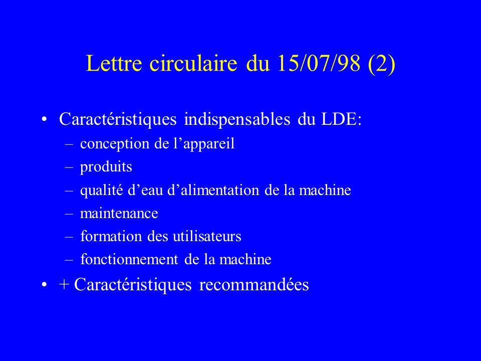 Lettre circulaire du 15/07/98 (2)