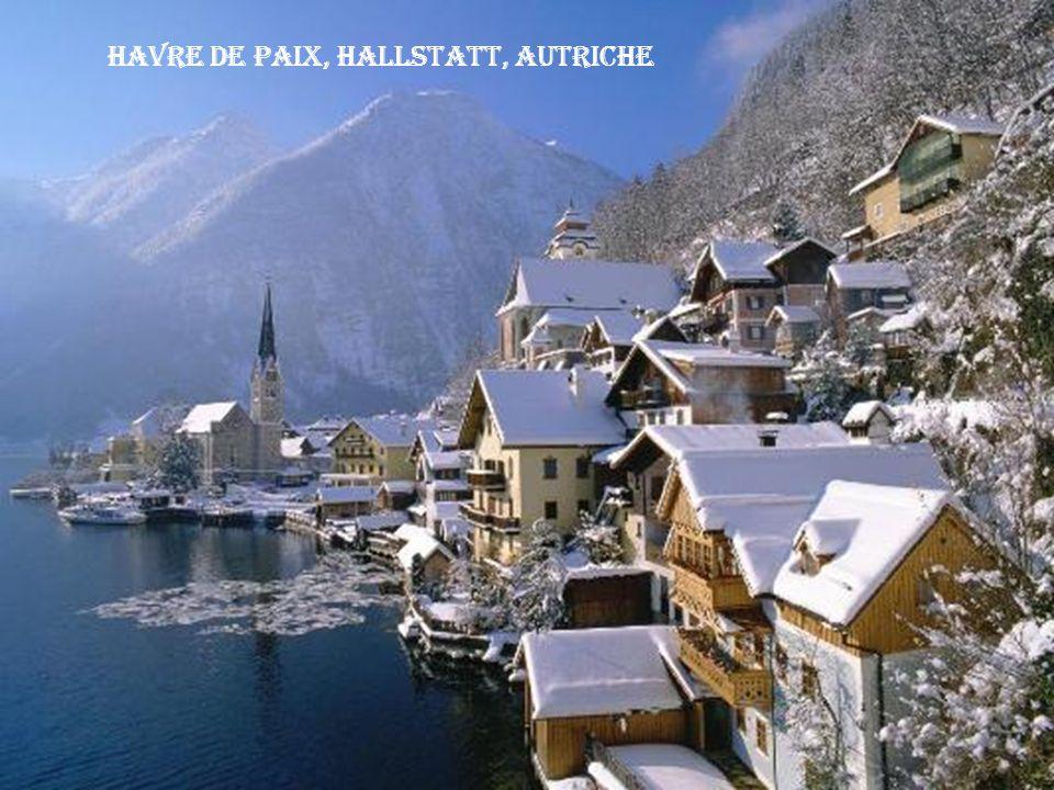 Havre de Paix, Hallstatt, Autriche