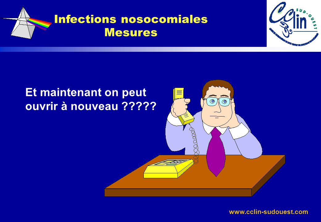 Infections nosocomiales Mesures