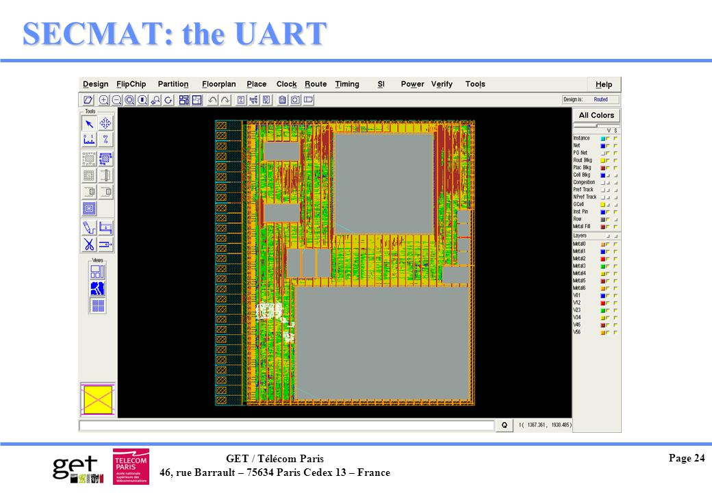 SECMAT: the UART Page 24