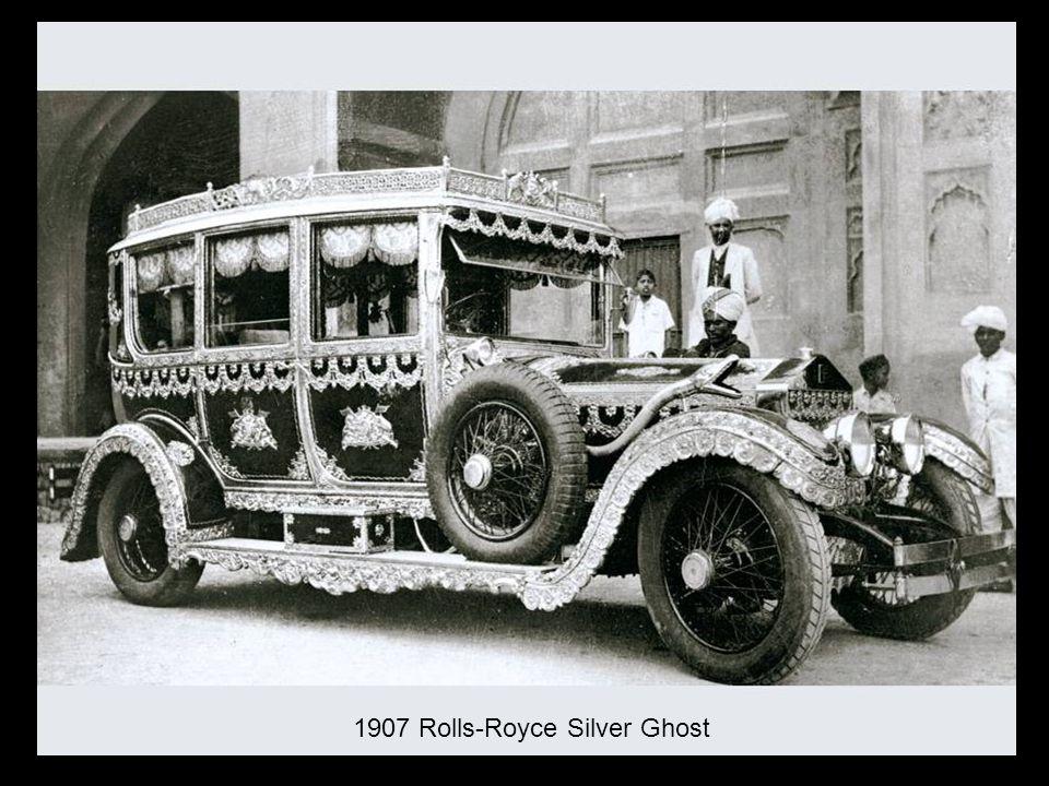 1907 Rolls-Royce Silver Ghost