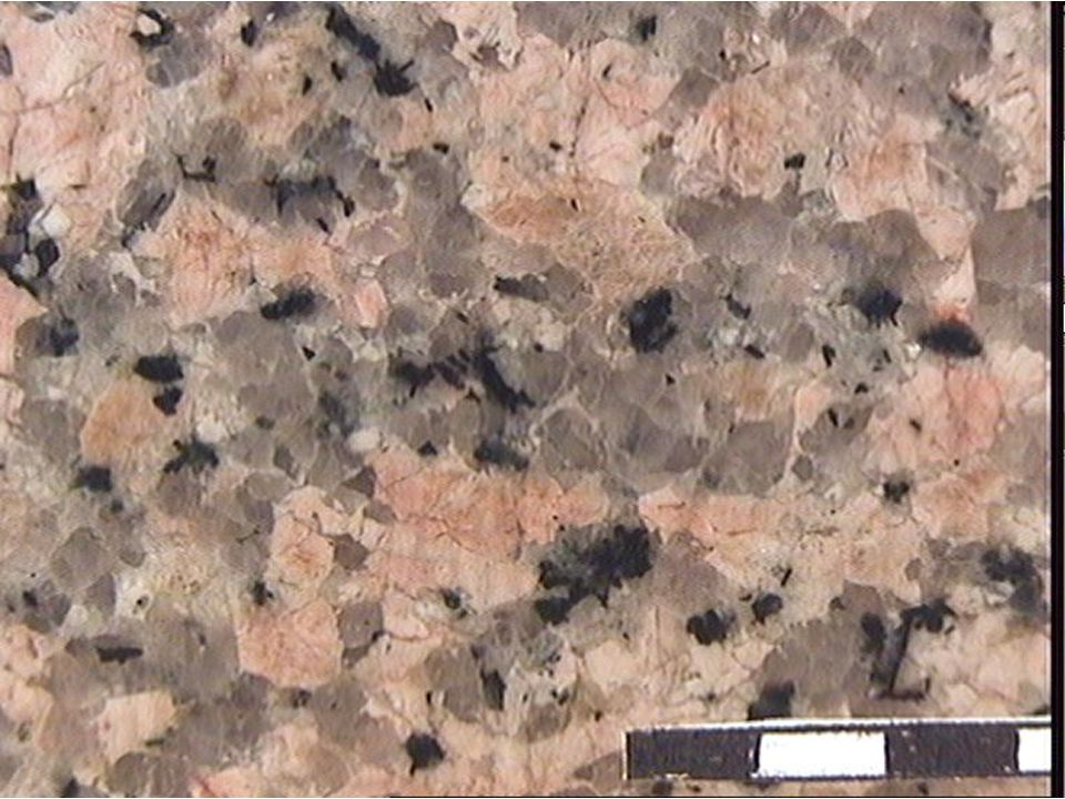 Granite alcalin (loupe)