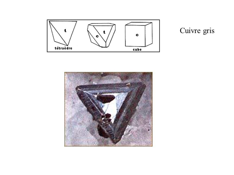 Cuivre gris (Cu Fe)12 (As Sb)4 S13