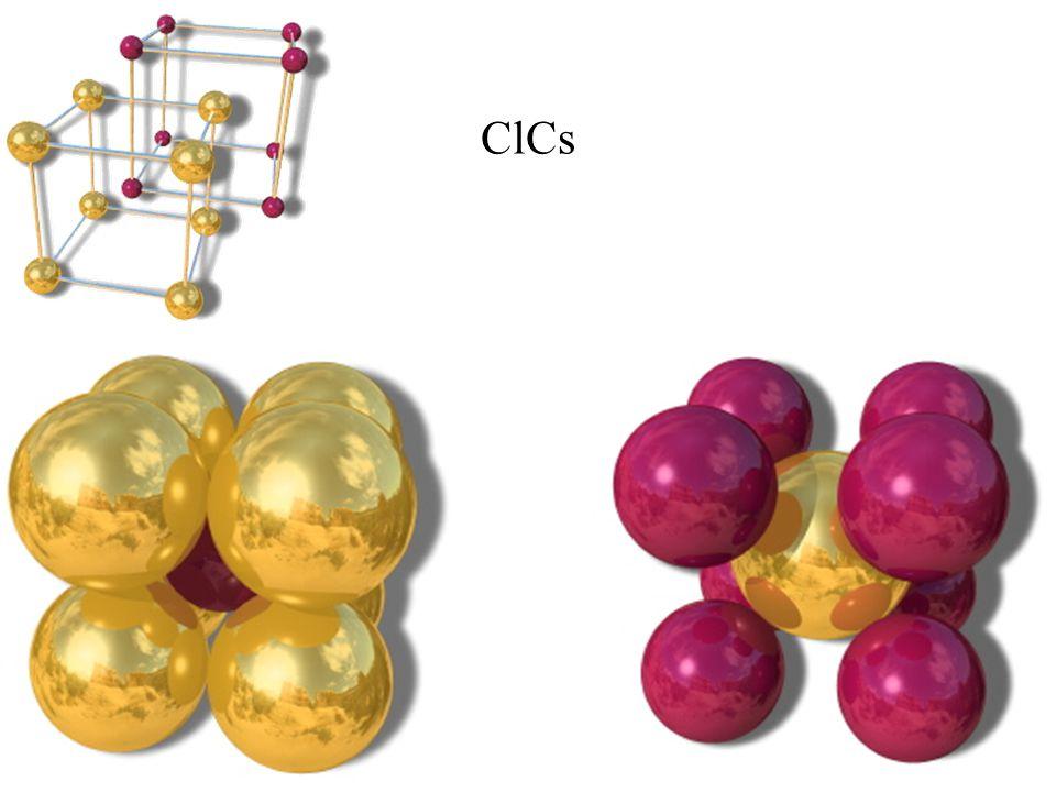 ClCs Chorure de césium: ClCs