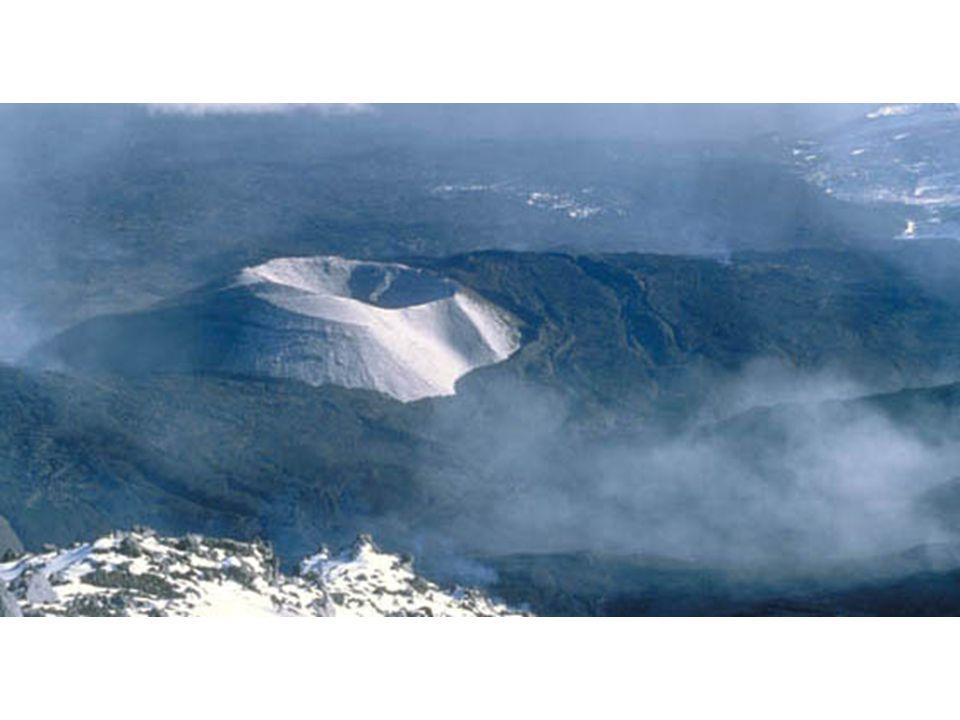 Mont Etna Italie Cône de cendres