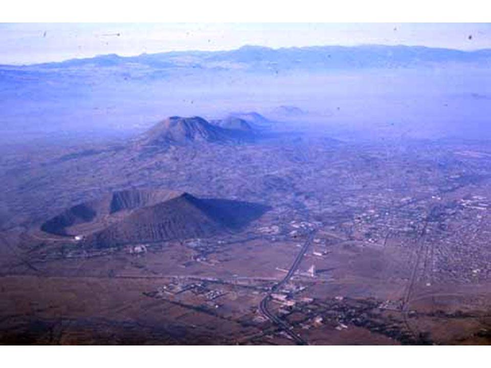 Alignement d édifices Mexique