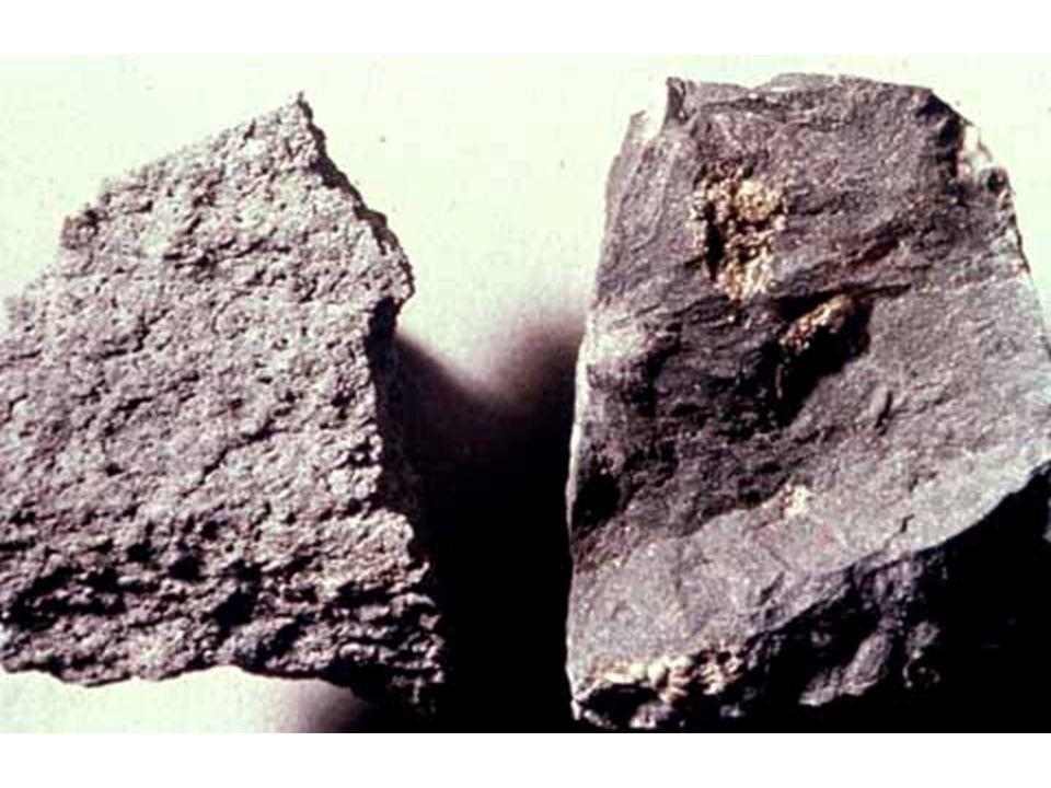 Andésite et basalte