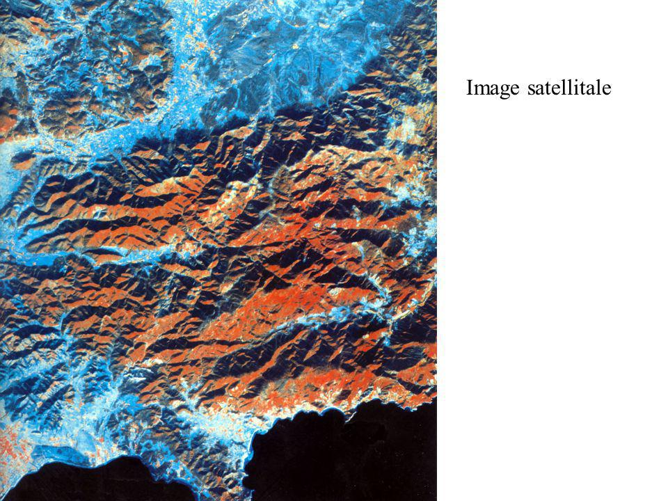 Image satellitale