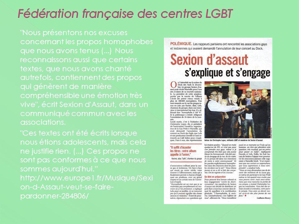 Fédération française des centres LGBT