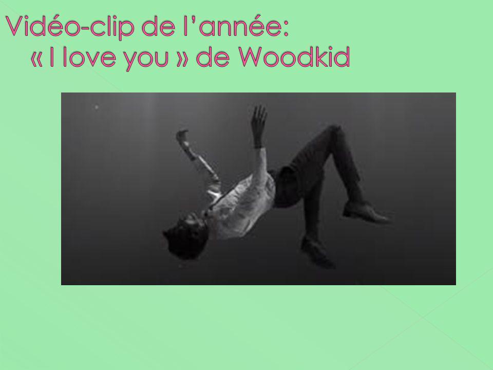 Vidéo-clip de l'année: « I love you » de Woodkid