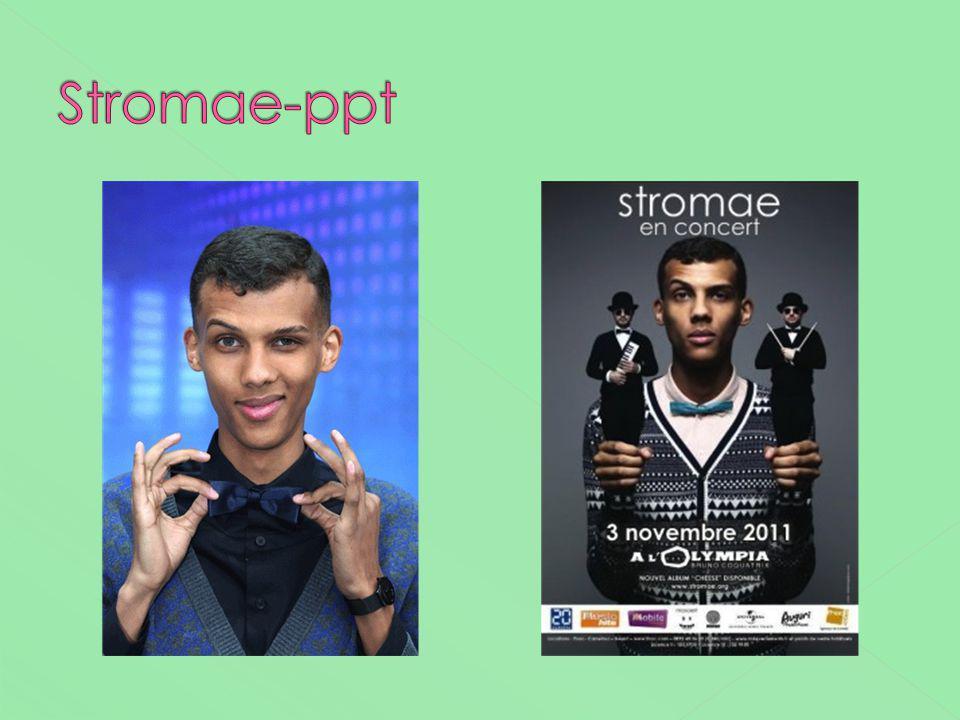 Stromae-ppt