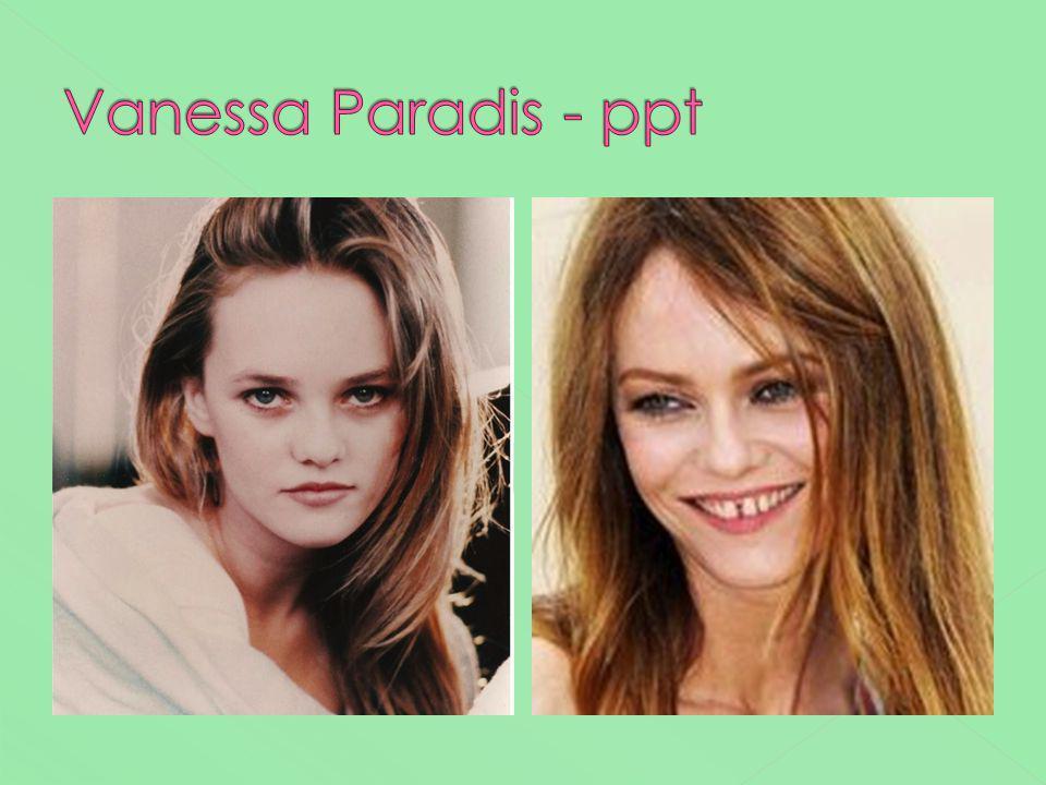 Vanessa Paradis - ppt