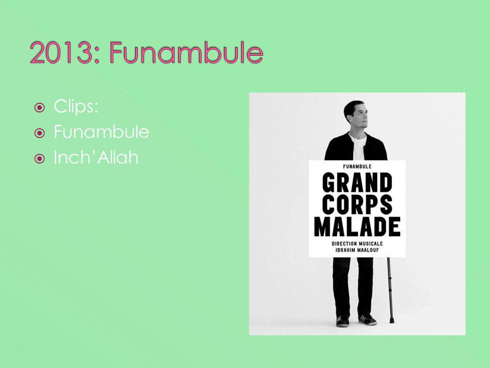 2013: Funambule Clips: Funambule Inch'Allah