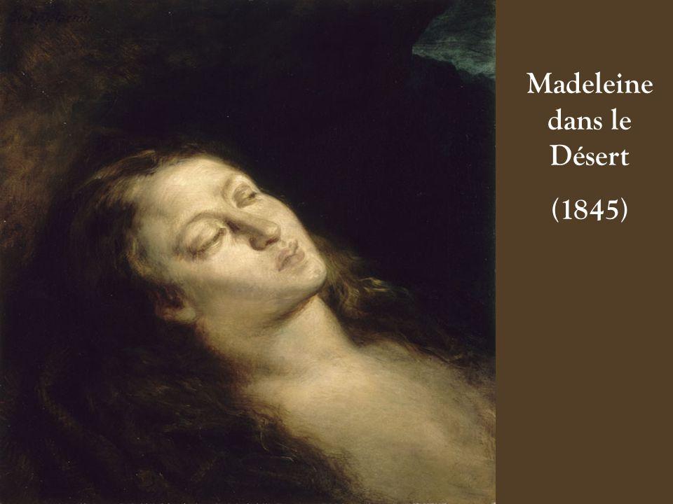 Madeleine dans le Désert