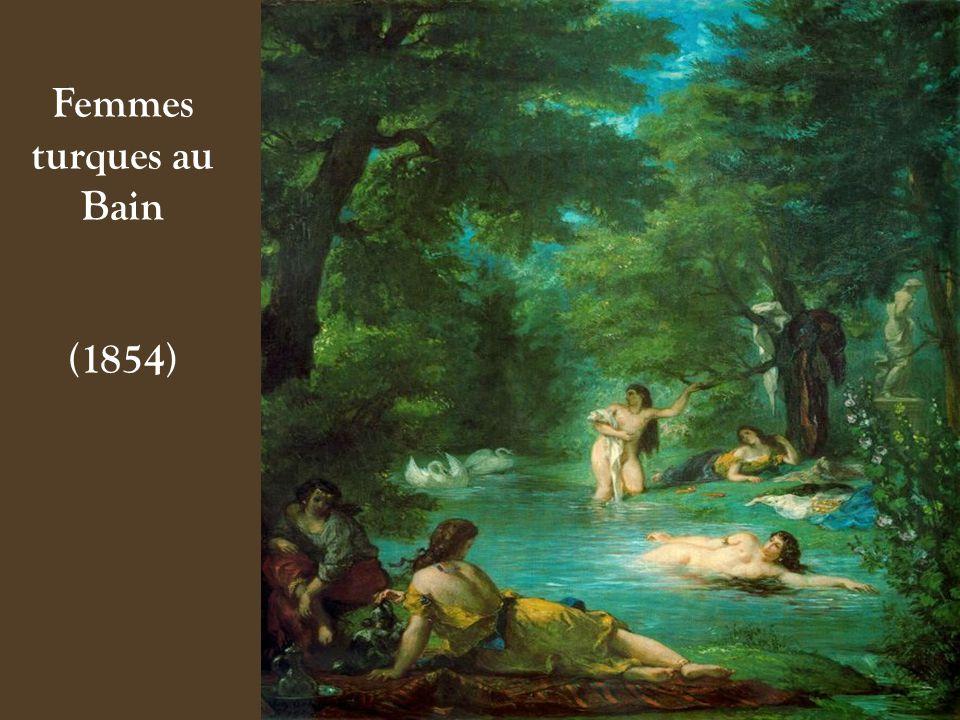Femmes turques au Bain (1854)