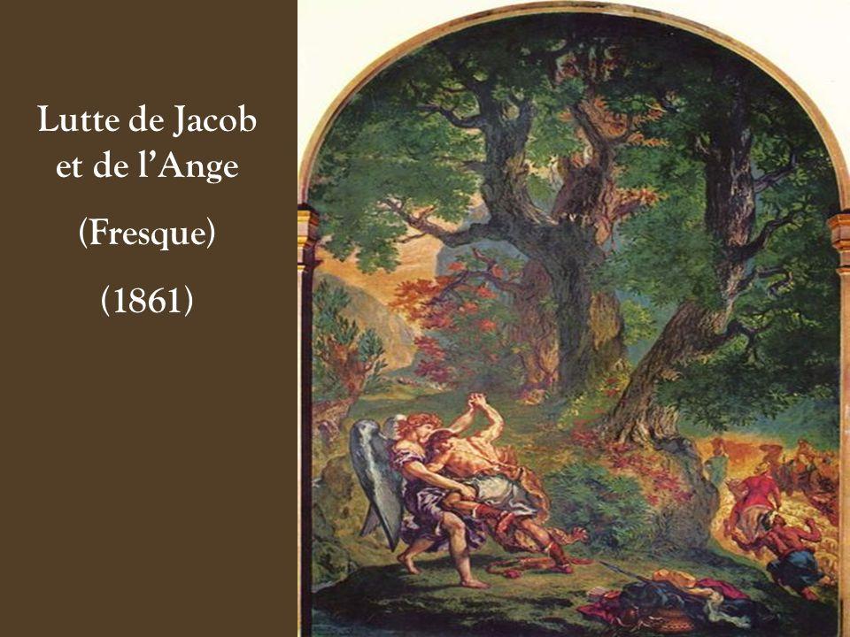 Lutte de Jacob et de l'Ange