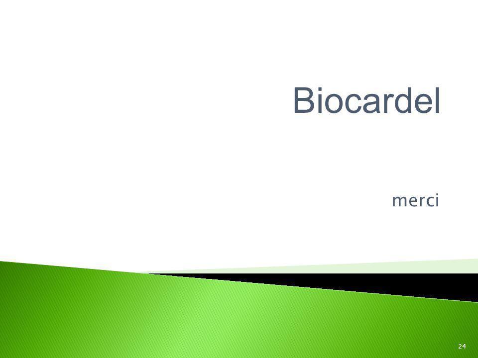 Biocardel merci
