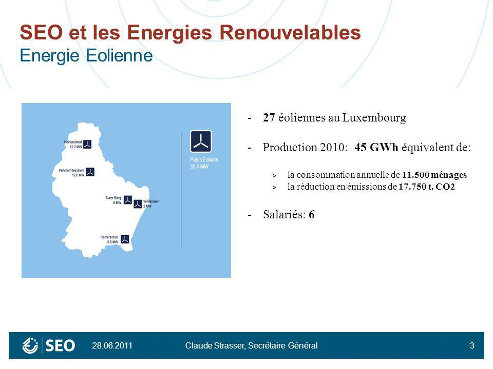 SEO et les Energies Renouvelables Energie Eolienne