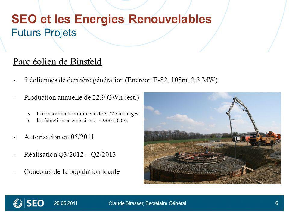 SEO et les Energies Renouvelables Futurs Projets