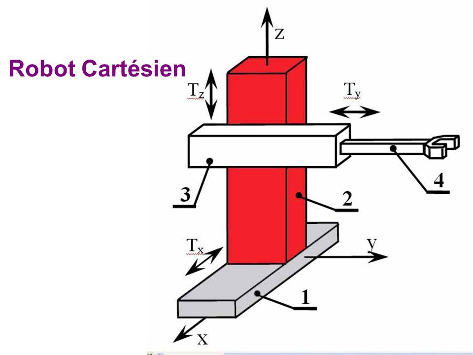 Robot Cartésien