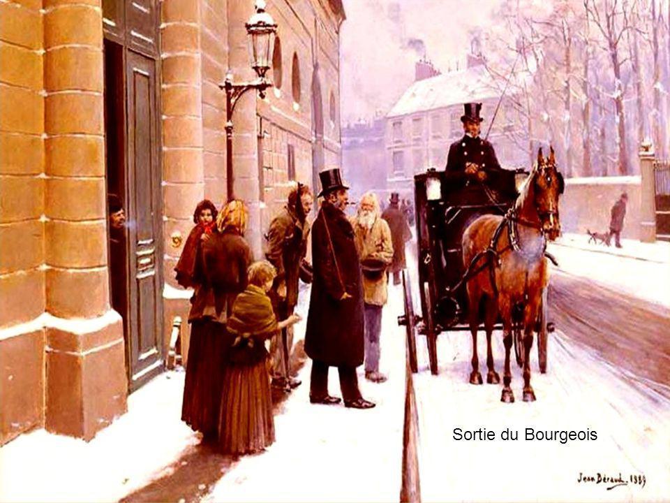 Sortie du Bourgeois