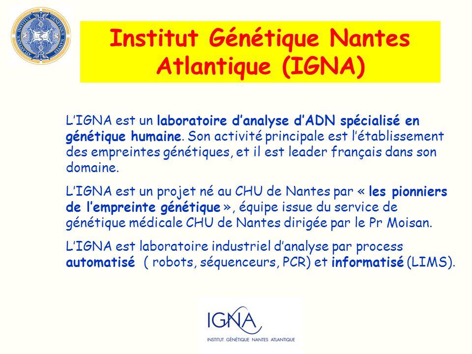 Institut Génétique Nantes Atlantique (IGNA)