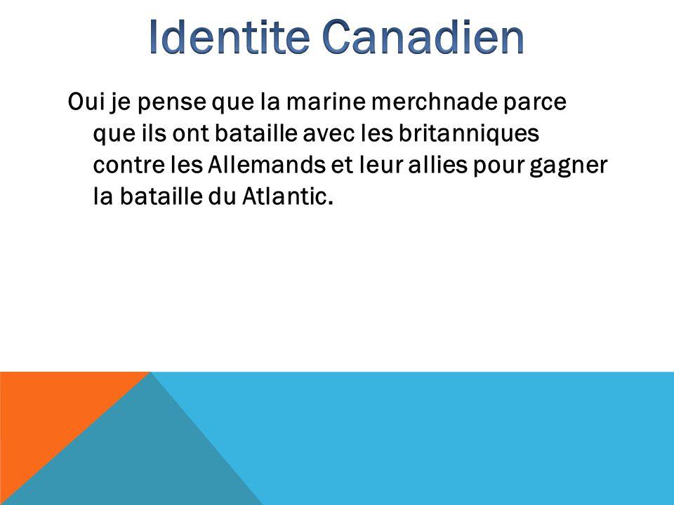 Identite Canadien