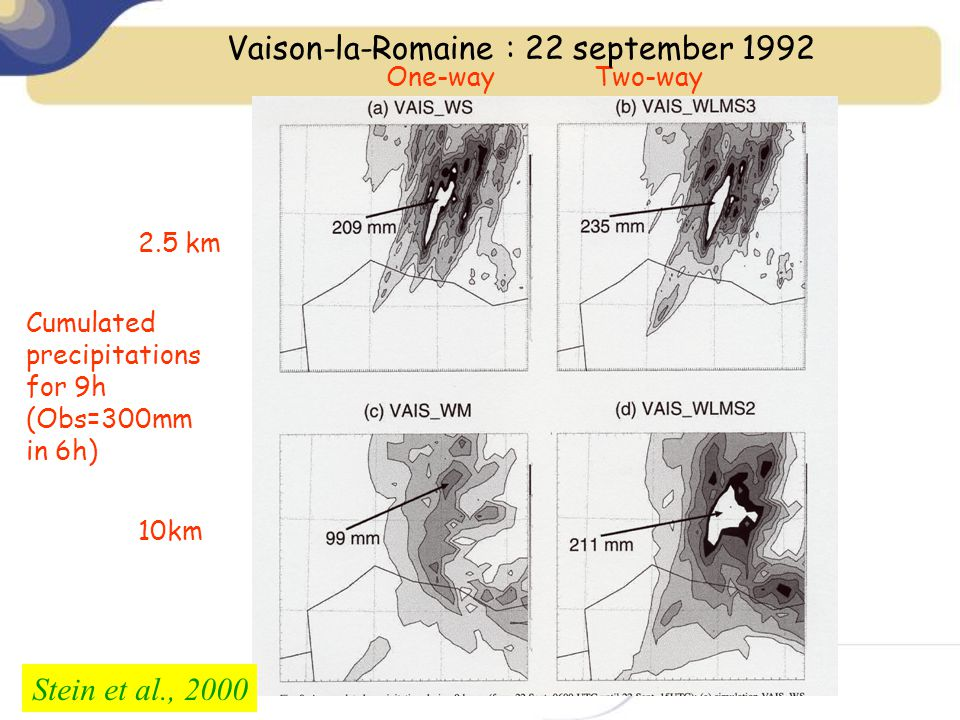 Vaison-la-Romaine : 22 september 1992