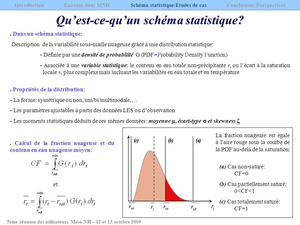 Qu'est-ce-qu'un schéma statistique