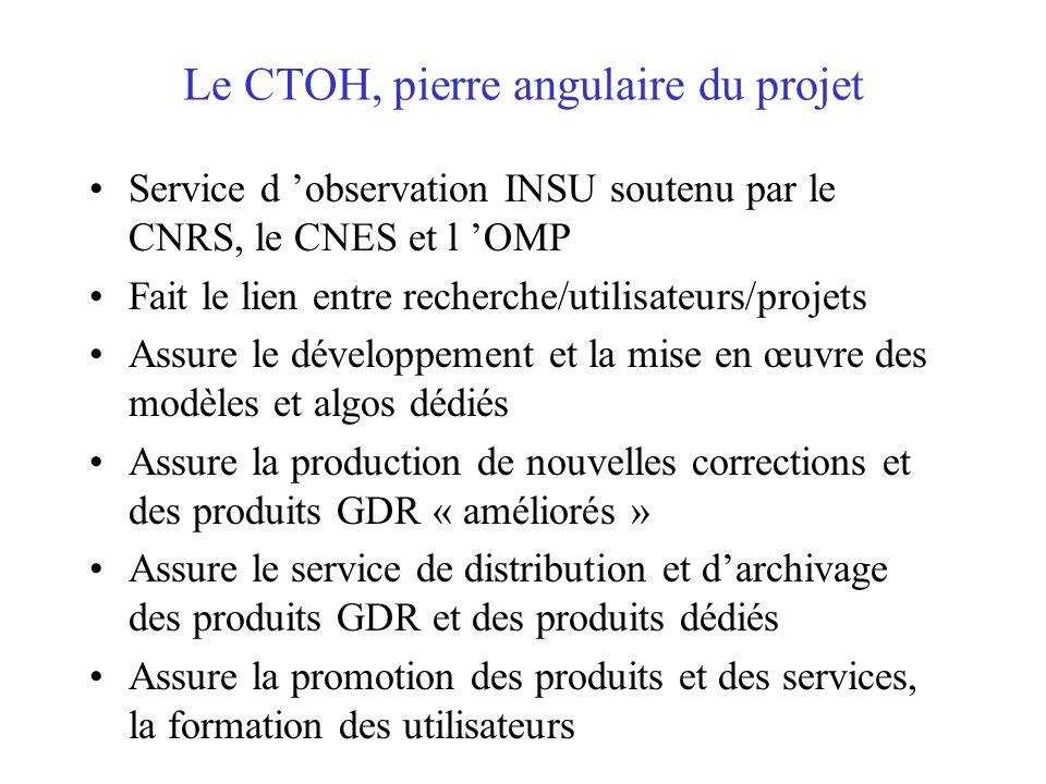 Le CTOH, pierre angulaire du projet
