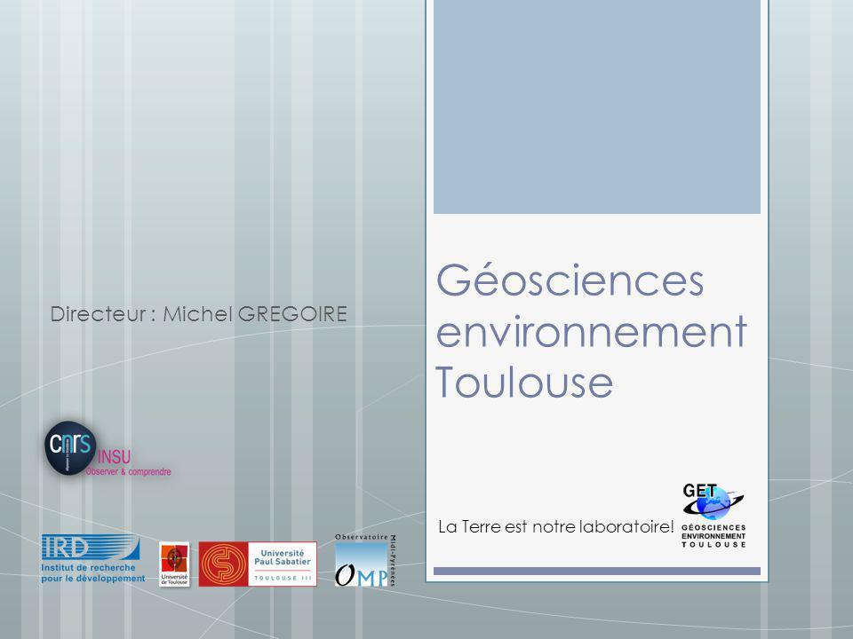 Géosciences environnement Toulouse