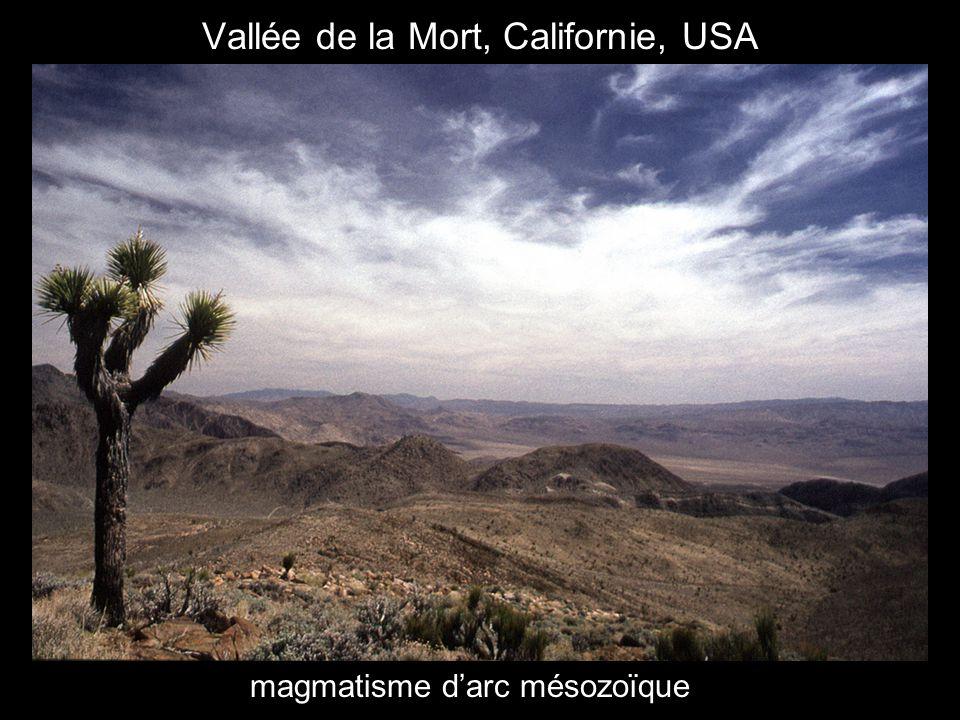 Vallée de la Mort, Californie, USA