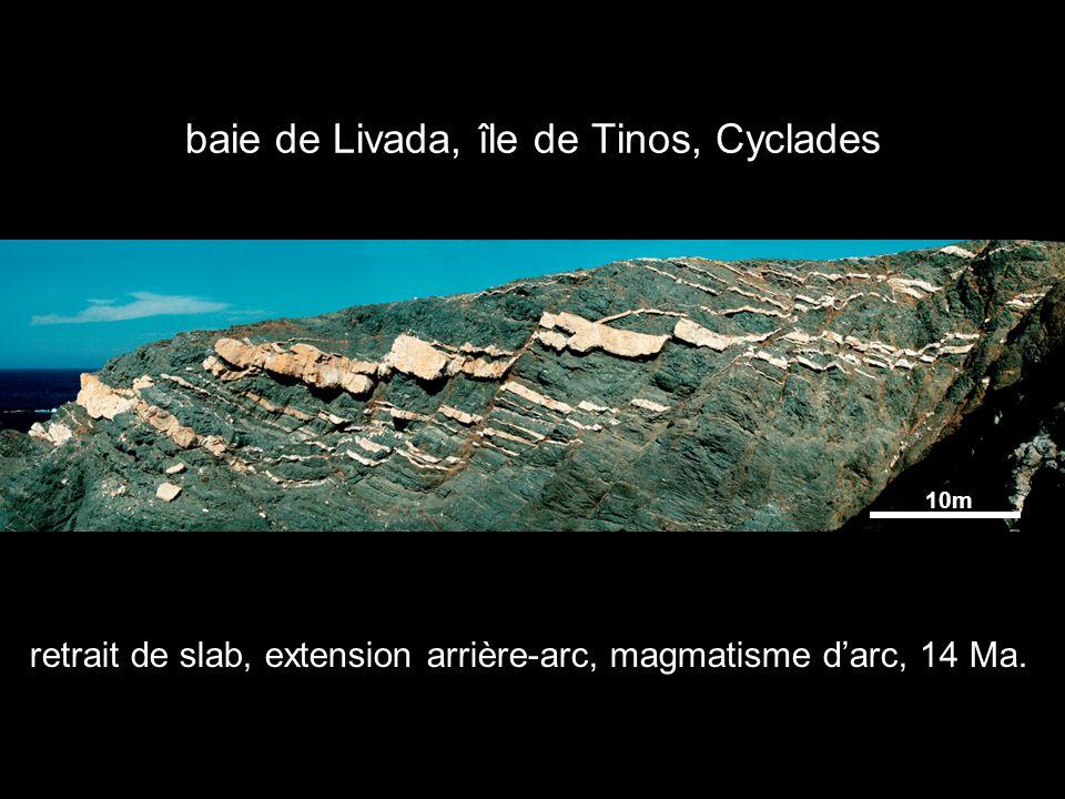 baie de Livada, île de Tinos, Cyclades