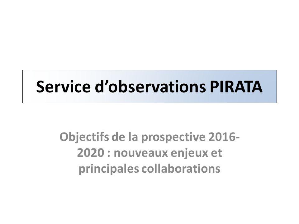 Service d'observations PIRATA