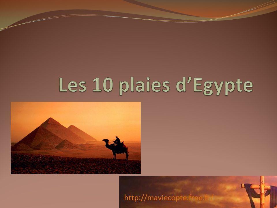 Les 10 plaies d'Egypte