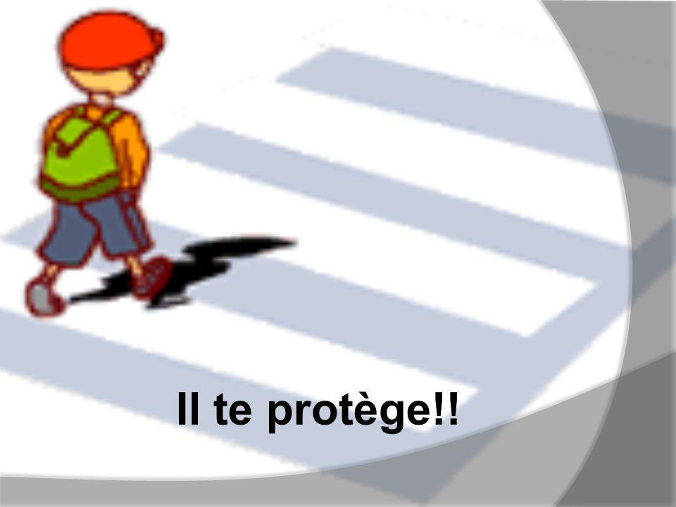 Il te protège!!