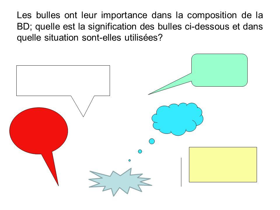 Espace diégétique; interjections/onomatopées