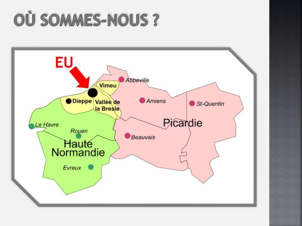 Où sommes-nous EU