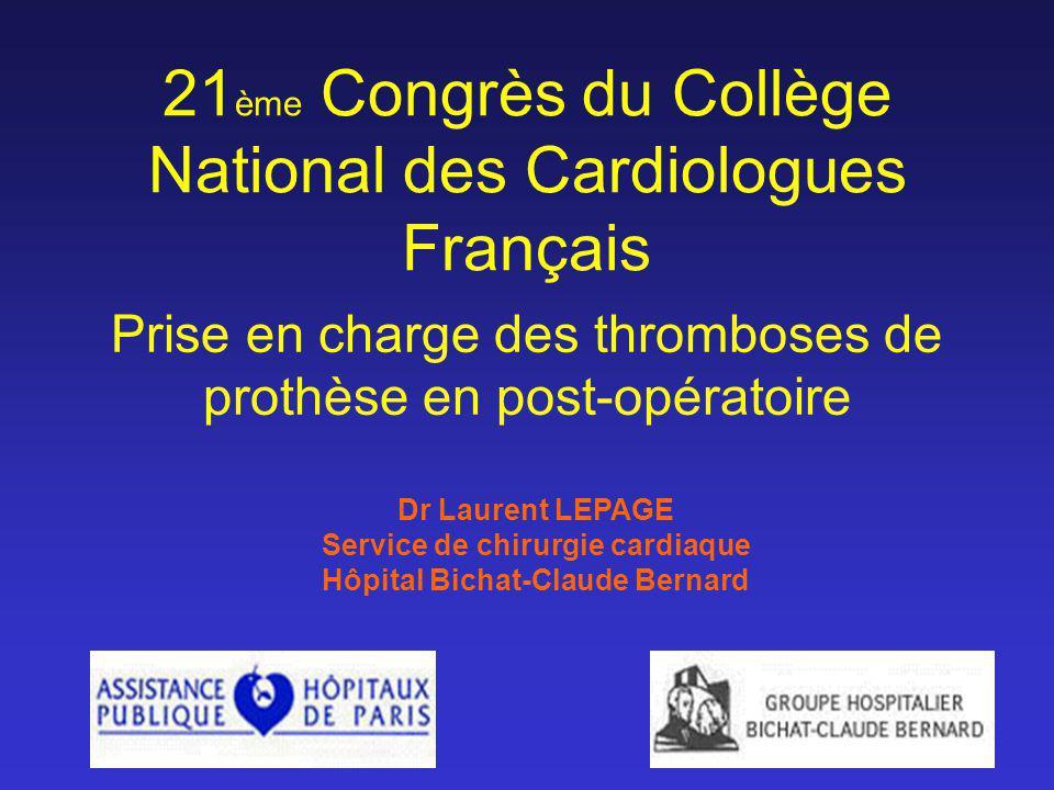 21ème Congrès du Collège National des Cardiologues Français