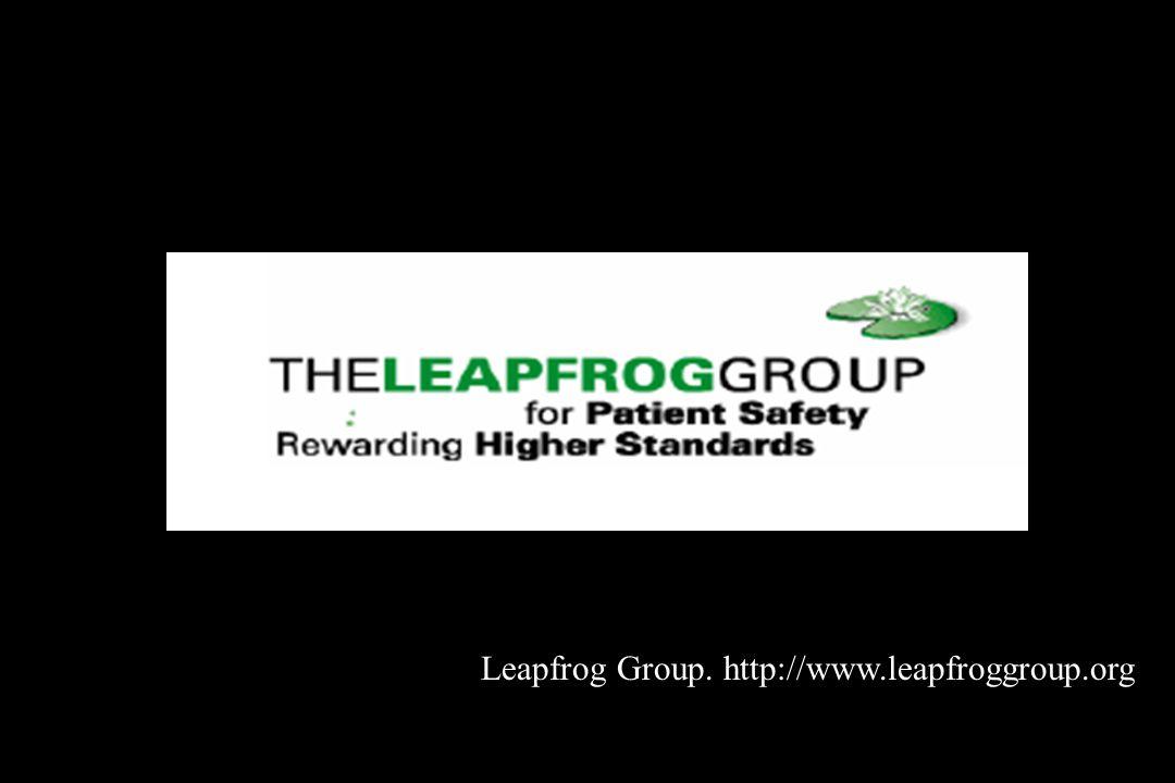 Leapfrog Group. http://www.leapfroggroup.org