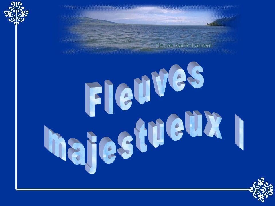 Fleuve Saint-Laurent Fleuves majestueux I