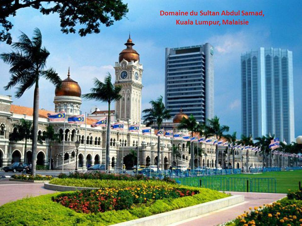 Domaine du Sultan Abdul Samad,