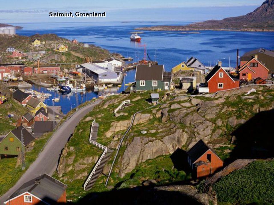 Sisimiut, Groenland