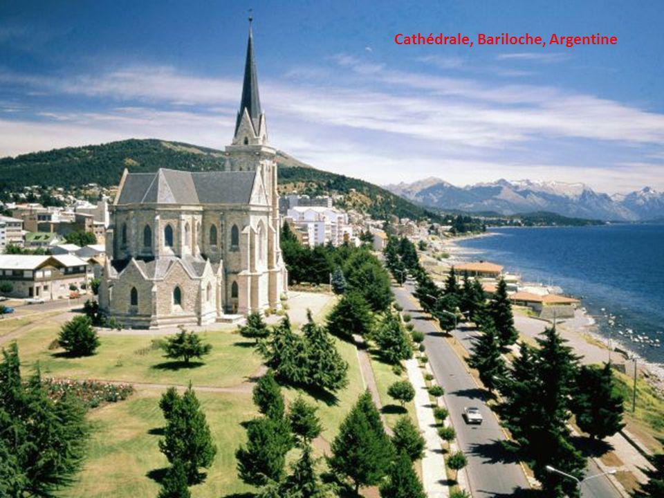 Cathédrale, Bariloche, Argentine