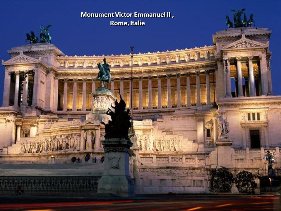 Monument Victor Emmanuel II ,