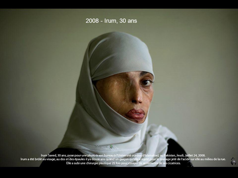 2008 - Irum, 30 ans