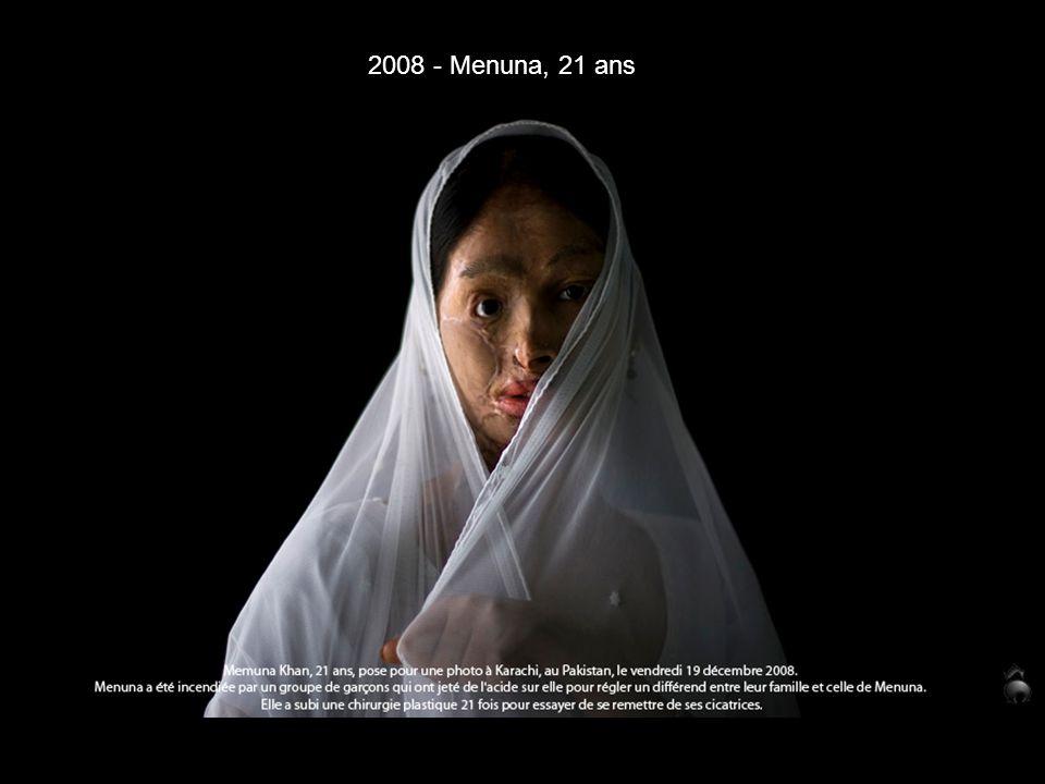 2008 - Menuna, 21 ans