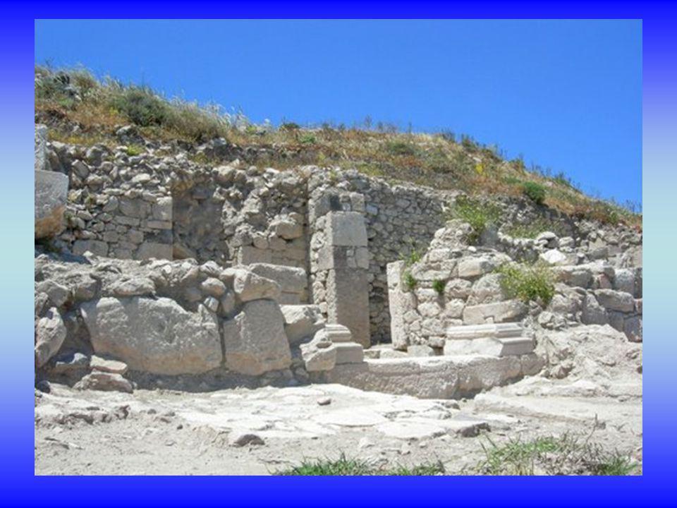 La date de l'éruption volcanique remonte au II° millénaire, entre 1650 et 1598 av. J-C.